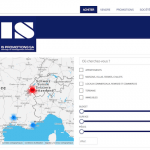 IS Promotions SA nous avons lancé la nouvelle version de leur site internet.