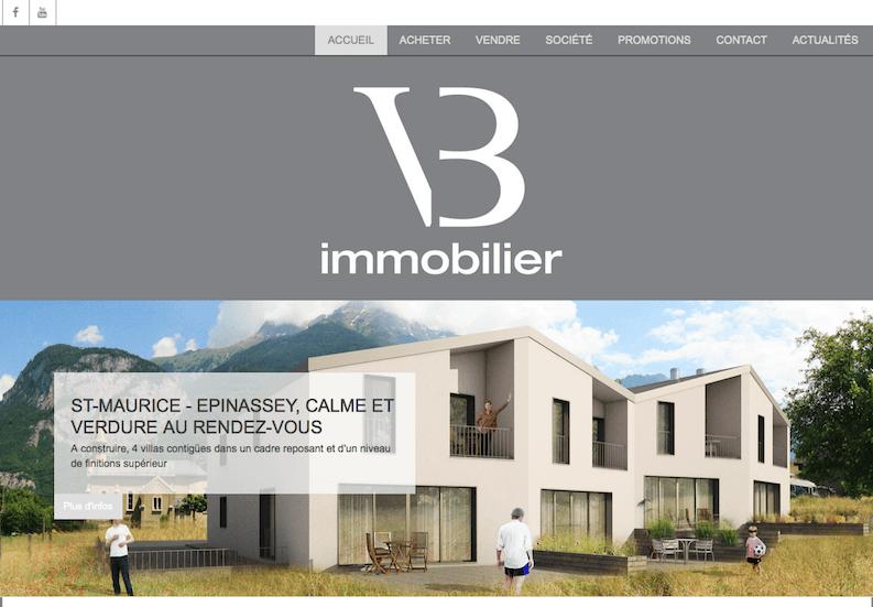 Vb immobilier nouveau site publimmo for Immobilier site